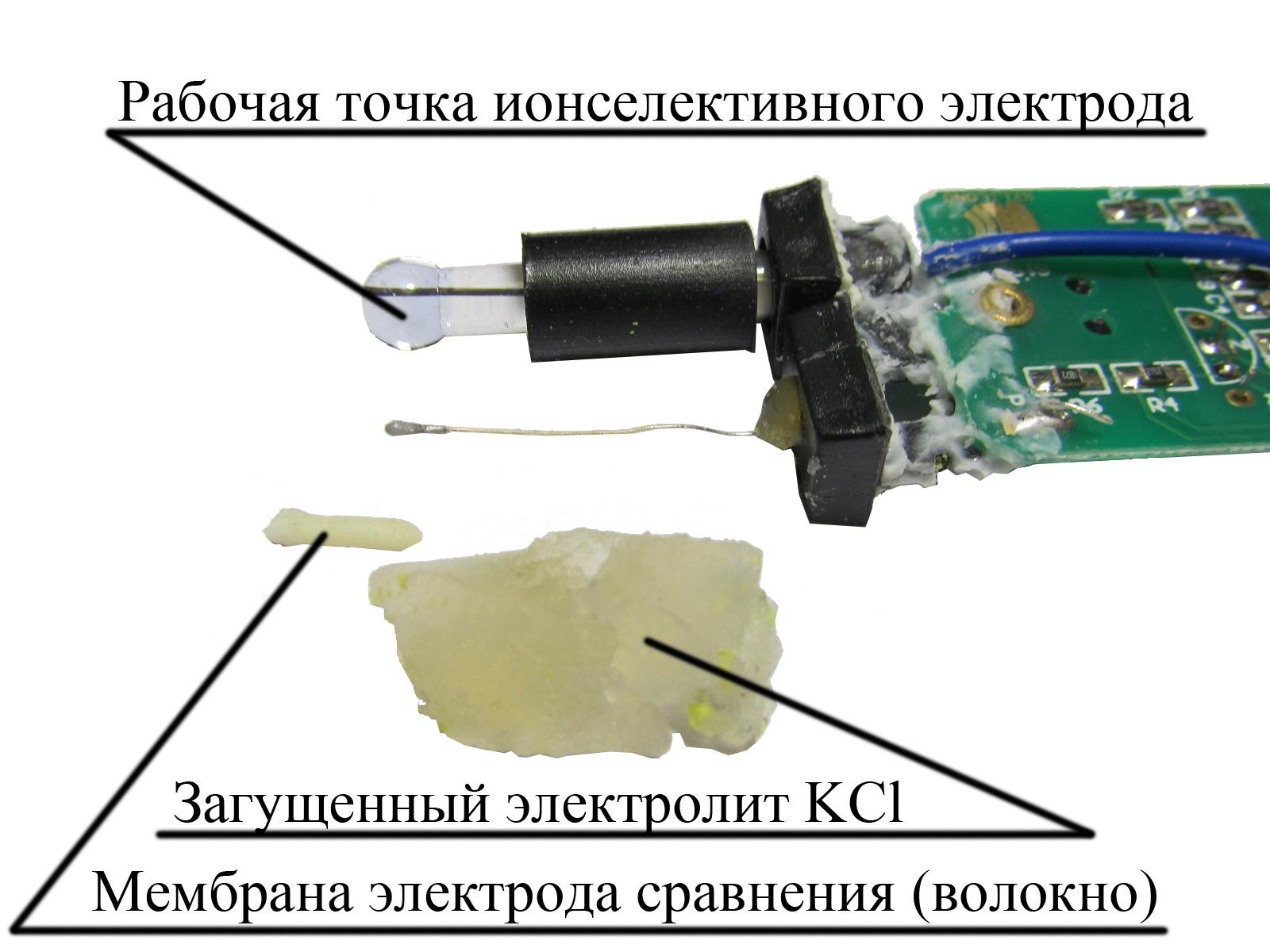 Самодельный электронный рн-метр - гидропоника Molly Дёшево Барнаул